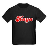 Retro Kaya (Red) T