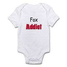 Fox Addict Infant Bodysuit