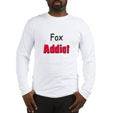 Fox Addict Long Sleeve T-Shirt