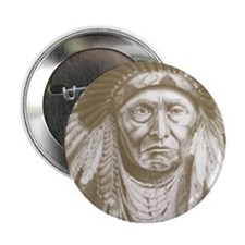 "Cute Chief joseph 2.25"" Button (100 pack)"