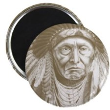 "Funny Chief joseph 2.25"" Magnet (10 pack)"