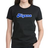 Retro Aiyana (Blue) Tee