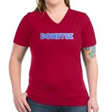 Retro Donetsk (Blue) Shirt