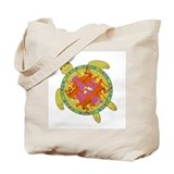 Turtle Love Tote Bag