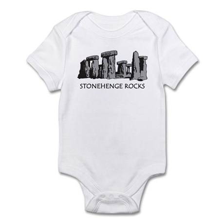 Stonehenge Rocks Infant Bodysuit
