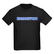 Retro Edmonton (Blue) T