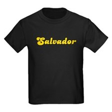 Retro Salvador (Gold) T
