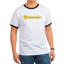 Retro Salvador (Gold) T