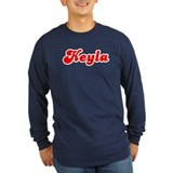 Retro Keyla (Red) T
