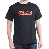 Retro Khalid (Red) T-Shirt