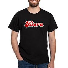 Retro Kiera (Red) T-Shirt