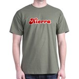 Retro Kierra (Red) T-Shirt