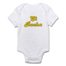 Retro Si Racha (Gold) Infant Bodysuit