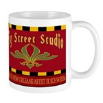 Fig Street Studio Sign Mug