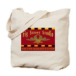 Fig Street Studio Sign Tote Bag