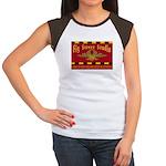 Fig Street Studio Sign Women's Cap Sleeve T-Shirt
