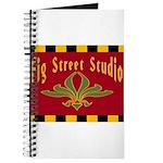 Fig Street Studio Sign Journal