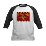 Fig Street Studio Sign Kids Baseball Jersey