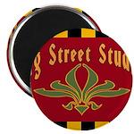 Fig Street Studio Sign Magnet
