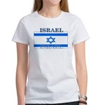Israel Israeli Flag Women's T-Shirt