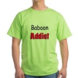 Baboon Addict T-Shirt