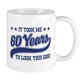 Funny 60th Birthday Small Mug