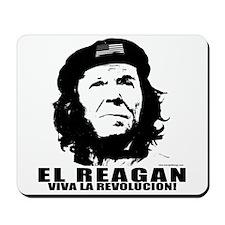 El Reagan Viva Revolucion Mousepad
