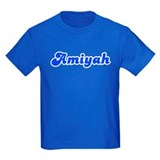 Retro Amiyah (Blue) T