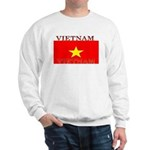 Vietnam Vietnamese Flag Sweatshirt