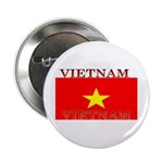 Vietnam Vietnamese Flag Button