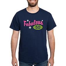 Fabulous 50 T-Shirt