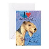 Lakeland Terrier Greeting Cards (Pk of 10)
