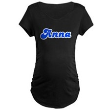 Retro Anna (Blue) T-Shirt