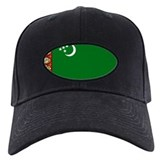 Turkmenistan Baseball Hat
