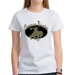 Bronco Buster Women's T-Shirt