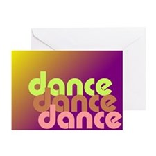Dance Thank You Greeting Cards (Pk of 10)