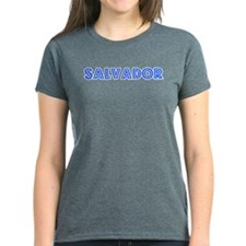 Retro Salvador (Blue) Tee