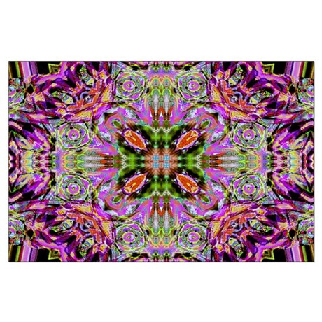 Kaleidoscope Large Poster