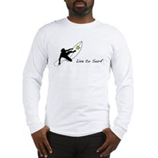 Live to Surf Long Sleeve T-Shirt
