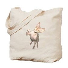 Hairless Cat Tote Bag