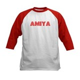 Retro Amiya (Red) Tee