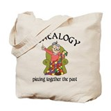 Piecing Together the Past Tote Bag