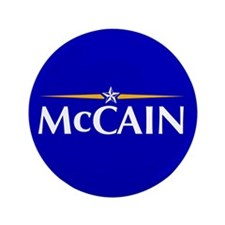 "McCain 3.5"" Button (100 pack)"