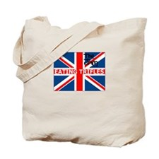 Union Jack The Jam Tote Bag