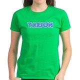 Retro Taejon (Blue) Tee