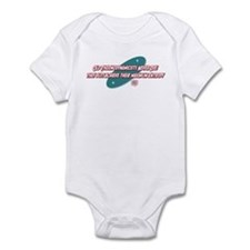 Old Thermodynamicists Never Die Infant Bodysuit