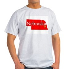 Unique Nebraska T-Shirt