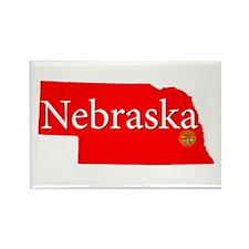 Nebraska Red Magnets