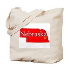 Unique Nebraska Tote Bag