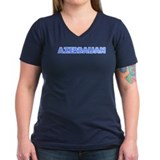 Retro Azerbaijan (Blue) Shirt
